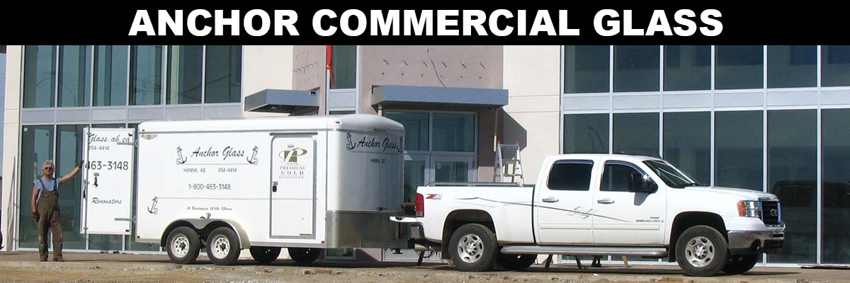 Image: Anchor Glass - Commercial Glass Services